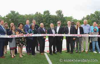 Bloomfield cuts the ribbon on Lion Gate Park - Essex News Daily