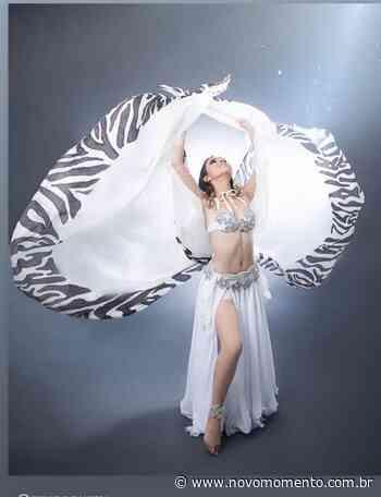 Bailarina de Nova Odessa concorre em festival de dança - Novo Momento
