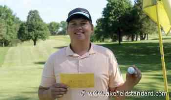 Schwarting ties course record in Lakefield - Lakefield Standard