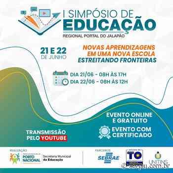 Secretário de Educação de Porto Nacional abre inscrições para o 1º Simpósio da Educação - Surgiu