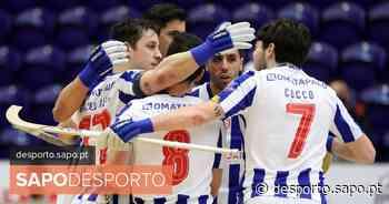 FC Porto vence Sporting e adianta-se na final do nacional de hóquei em patins - SAPO Desporto
