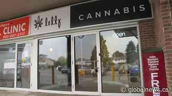 Doors open at Pickering's first cannabis retailer