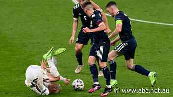 England held to 0-0 draw by Scotland at Wembley in Euros grudge match