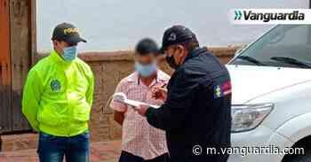 Una chaqueta ensangrentada delató a un presunto homicida en Galán, Santander - Vanguardia