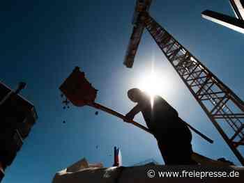 Bei Bauarbeiten auf Hitzereaktionen achten - Freie Presse