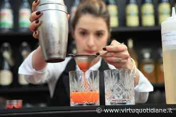 ANTEPRIMA MERANO WINE FESTIVAL, 8 BARTENDER IN GARA AL FLOWER COCKTAIL&DRINK COMPETITION - Virtù Quotidiane
