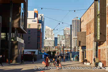 Wynyard Quarter, where history and sustainability walk side by side - OurAuckland