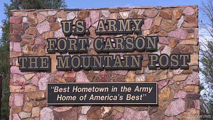 Study: Fort Carson Named Among Army Posts Where Female Soldiers Face Greater Risk Of Sexual Assault