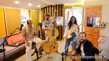 Narbonne : Will Barber et ses amis lancent La vallée des artistes - L'Indépendant