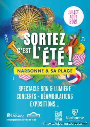 Animations estivales de Narbonne : demandez le programme ! - Le Journal Toulousain