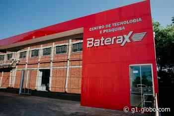 Baterax traz inovação à indústria de baterias automotivas em Umuarama - G1