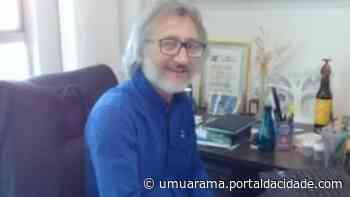 Dono de imobiliária morre em decorrência de complicações da covid em Umuarama - ® Portal da Cidade | Umuarama
