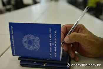 Umuarama tem 220 vagas de emprego com carteira assinada, nesta sexta-feira - OBemdito