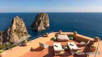 Capri: 6 idee per un weekend luxury - Vogue Italia