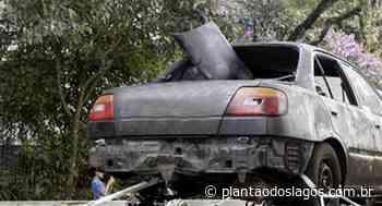 Carros abandonados em via pública de Cabo Frio serão recolhidos - Plantao dos Lagos