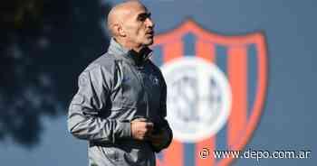 Paolo Montero contó qué pretende lograr con el plantel de San Lorenzo - Depo