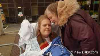 COVID-19: UK's longest-known coronavirus patient Jason Kelk dies after withdrawing from treatment - Sky News