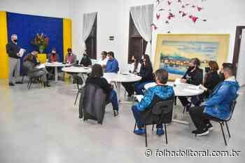 Guaratuba realiza reunião do novo Conselho Municipal da Cultura - Folha do Litoral News