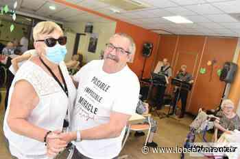 Avesnes-sur-Helpe : Le grand retour d'un air d'accordéon à l'EHPAD Simone Jacques - L'Observateur