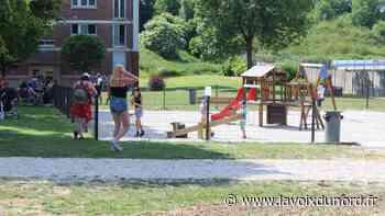 Avesnes-sur-Helpe: un nouveau parc de jeux dans le quartier Verdun - La Voix du Nord