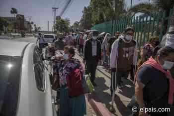 Baja California tendrá a toda su población mayor de 18 años vacunada en 10 días - EL PAÍS México