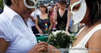 Congreso de Baja California aprueba el matrimonio igualitario - El Economista