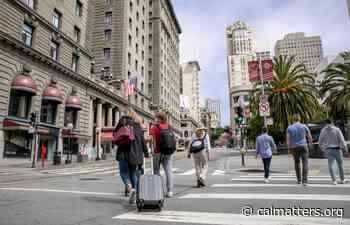 ¿Volverán los viajes y el turismo con la reapertura de California? - CalMatters