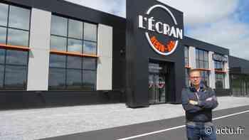 Nouveau : Avec L'Ecran, David Horlaville veut faire bouger Bernay - actu.fr
