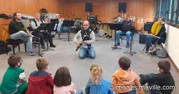 Vern-sur-Seiche. Les enfants des écoles en showcase au Volume - maville.com