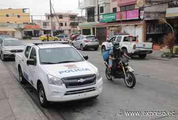 La ciudadela La Garzota clama a la Policía más controles para frenar la violencia - expreso.ec