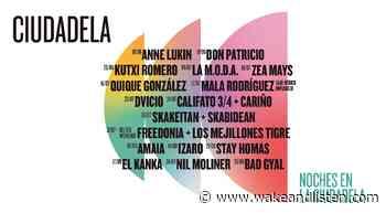 Noches en la Ciudadela de Pamplona – 2021 – Conciertos y entradas - Wake And Listen
