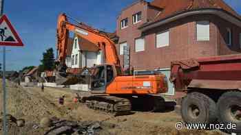 Sanierung in Werlte geht weiter: Sperrungen in der Stadtmitte - noz.de - Neue Osnabrücker Zeitung