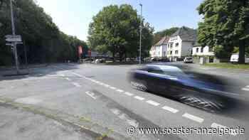 Soest: Noch kein Kreisverkehr - Kreuzung bei Penny im Norden muss warten - Fördermittel fehlen - soester-anzeiger.de