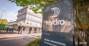 Neuer Gewerbepark im Bonner Norden: Cube Real Estate entwickelt Hydro-Gelände in Auerberg - General-Anzeiger Bonn