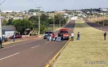 Idosa morre após ser atropelada por caminhonete em Dois Vizinhos - CGN