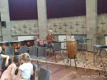 Instrumentenvoorstelling in Peerse harmoniezaal (Peer) - Het Belang van Limburg Mobile - Het Belang van Limburg