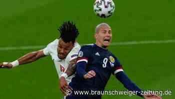 0:0 gegen Schottland: Engländer enttäuschen im Prestigeduell