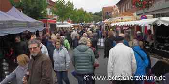 Herbstmarkt in Nordkirchen soll 2021 wieder stattfinden - erste Pläne - Dorstener Zeitung