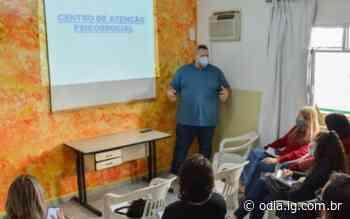 Funcionários públicos recebem curso de capacitação em Saúde Mental | Porto Real | O Dia - O Dia