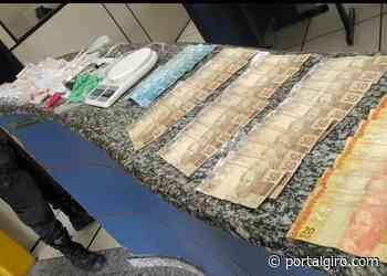 Chefe do tráfico de drogas de Porto Real é preso em ação conjunta das polícias Civil e Militar - Portal GIRO