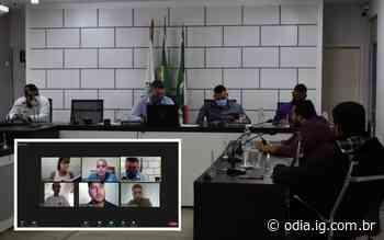 Vereadores realizam a leitura do PPA e LDO em Plenário | Porto Real | O Dia - O Dia