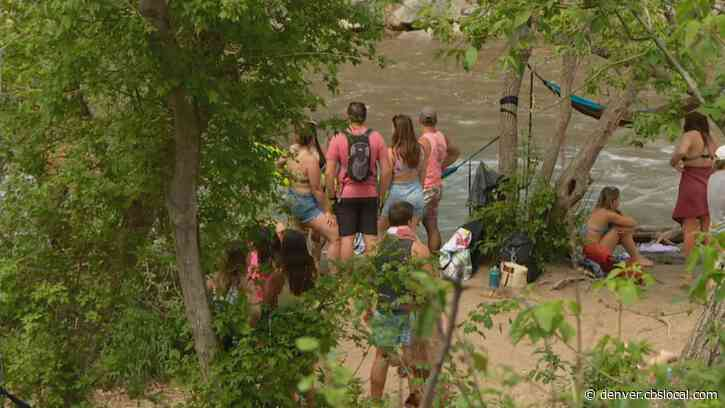 Water Activity Restrictions Lifted On Clear Creek In Jefferson County