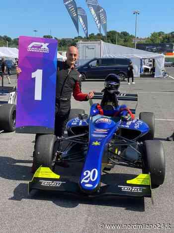 Cinisello Balsamo, Critelli superstar sul circuito di Valllelunga - Nord Milano 24