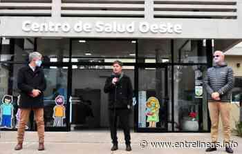 Kicillof inauguró obras en Villa Gesell acompañado por funcionarios provinciales e intendentes de la región - Entrelíneas.info