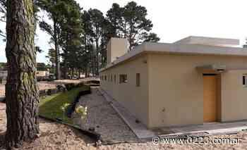 """El nuevo centro de salud """"Monte Rincón"""" de Villa Gesell está en su etapa final - 0223 Diario digital de Mar del Plata"""
