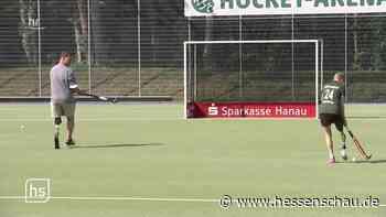 Video: Nach Amputation: 12-Jährige will wieder Hockey spielen | hessenschau.de | TV-Sendung - hessenschau.de