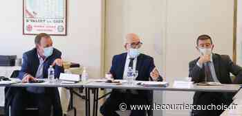 Saint-Valery-en-Caux. Ruralité : Jean-Pierre Cubertafon rencontre des acteurs locaux - Le Courrier Cauchois