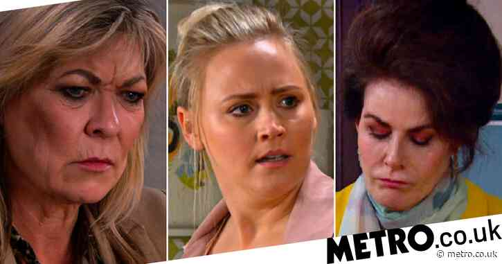 New Emmerdale spoiler videos reveal Kim's poisoner exposed, Tracy forbids Nate and Faith's cancer agony
