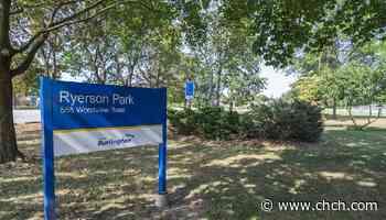 Burlington mayor to recommend renaming Ryerson Park - CHCH News