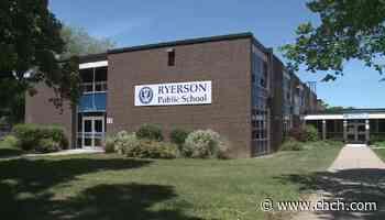 Ryerson Public School in Burlington to be renamed - CHCH News